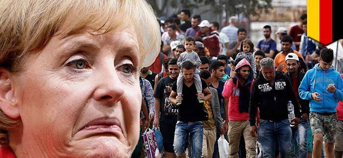 """Sdílejte zprávu, která původně neměla vyjít. """"Odmítáme pracovat, jsme přece hoste paní Merkelové!"""""""