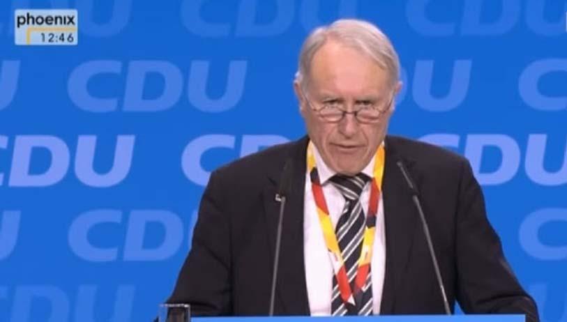 Eugen Abler Cdu