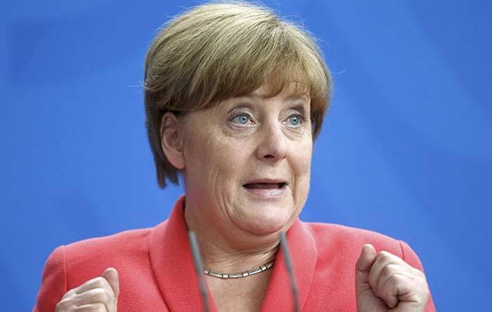Sie kann es kaum erwarten: Merkel bereits nach Marrakesch geflogen