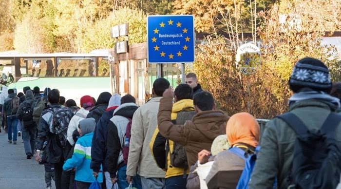 """Deutschland bald Kalkutta: Monatlich """"reisen"""" 1.000 Flüchtlinge aus Griechenland ein"""