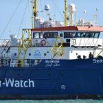 """Fährdienst übers Mittelmeer: Beschlagnahmte """"Sea-Watch 3"""" wieder frei und kann in See stechen"""