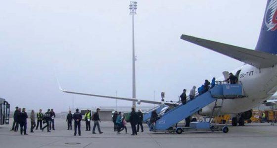 """Ein Affentheater! Wegen """"Sicherheitslage"""": Abschiebeflug nach Afghanistan abgesagt"""