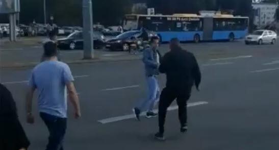 Chemnitz Hetzjagd Video