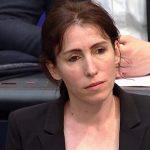 Bekanntgabe der Ablehnung von Mariana Harder-Kühnel (AfD) als Bundestagsvizepräsidentin