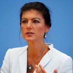 """Wagenknecht rechnet mit Kritikern ab: Warnung vor """"Lügen"""" und """"Diffamierungen"""" in der Migrationsdebatte"""