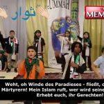 """""""Köpfe für Allahs Heer abhacken"""" – Kinderfest in muslimischer Einrichtung sorgt für Empörung"""