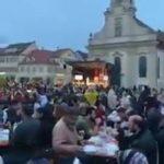 Fastenbrechen in Ludwigsburg