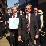 Nigel Farage: Die Stunde des Mr. Brexit