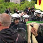 Gewaltätige Auseinandersetzungen in Brüssel: Gelbwestenproteste gegen die EU