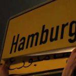 Identitäre Bewegung Hamburg – Ortsschilder auf arabisch