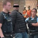 Schüsse in Frankfurt:  Großeinsatz der Polizei – vier Festnahmen