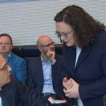 Die SPD hat fertig: Politische Zukunft von Andrea Nahles offen