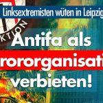 AfD – Chaoswochenende in Leipzig: Hundertschaft muss anrücken