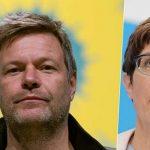 Medien-Propaganda wirkt beim dummen Michel: Die Grünen bauen Vorsprung vor der Union aus