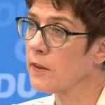 Junge Union kritisiert Kramp-Karrenbauers Personalpläne