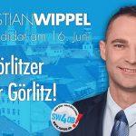 Wippel verliert gegen CDU-Politiker Ursu bei Stichwahl in Görlitz