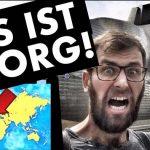 """Das ist Georg von den Grünen: Georg rettet durch Weltreisen """"das Klima"""""""