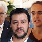 Kritik an Verhaftung von Carola Rackete: Salvini weist Steinmeier in die Schranken
