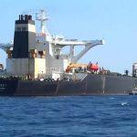 Öltanker auf dem Weg nach Syrien festgesetzt