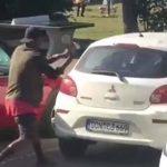 """""""Schutzsuchender"""" Afrikaner zertrümmert Autos"""