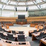 NRW-Landtagspräsidium lässt nach Tumulten Plenarsaal räumen