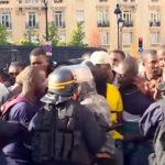 Migranten besetzen Pariser Panthéon: Bessere Lebensbedingungen für Einwanderer ohne Papiere gefordert