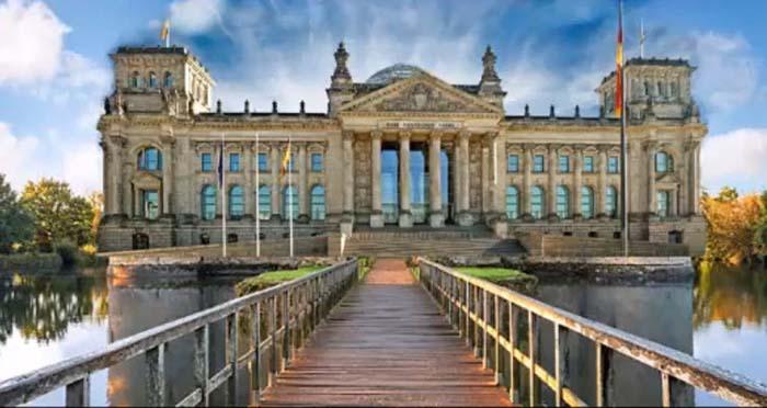 Reichstag Graben