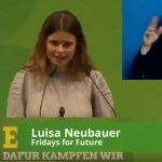 Doppelmoral der Grünen: Das Reisetagebuch von Luisa Neubauer