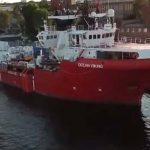 """""""Ocean Viking"""": Neues NGO-Schiff auf dem Weg in Richtung Mittelmeer"""