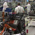 Autoindustrie verzeichnet immer weniger Verkäufe