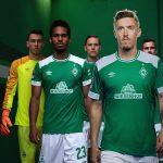 """Werder Bremen nimmt Schaals und Trikots aus dem Verkehr die den Slogan hatten """"Auf Gute Freunde"""""""