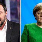 Salvini und Merkel: Ein Unterschied wie Tag und Nacht!