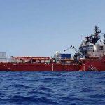 """Nur noch drei Länder aufnahmebereit – """"Ocean Viking"""" mit 104 Migranten an Bord darf in Italien anlegen"""