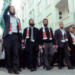 Demo in Hamburg: Moslems in Deutschland wollen Scharia und Kalifat