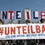 Das soll die AfD aufhalten? Aus gesamten Bundesgebiet herangekarrt: Demo in Dresden für Toleranz