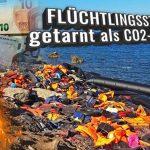 Neverforgetniki: Flüchtlingssteuer getarnt als CO2 Steuer?