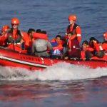 """Deutsches Schlepperschiff """"Alan Kurdi"""" auf Migrantenfang mit geringer Ausbeute"""