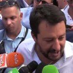 Salvini schließt sich Protest gegen neue Koalitionsregierung in Rom an