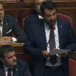 Salvini zu Conte: Mit wem bilden Sie die nächste Koalition? Mit Marsmenschen oder Flacherdlern?