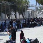 Lesbos: Chef des griechischen Flüchtlingslagers gibt auf