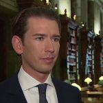 Sebastian Kurz zur Wahl in Österreich