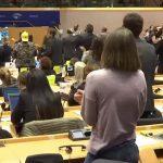 Diese EU ist unser Untergang: Stehender Applaus für Schlepperin Carola Rackete