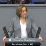 Beatrix von Storch: Der Antisemitismus in SPIEGEL, SZ und SPD