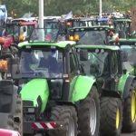 Bauernproteste gegen Agrarpläne der Bundesregierung