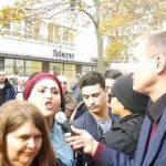 Offenbacher Moslems zeigen ihr wahres Gesicht – Aggressivität auf höchstem Niveau