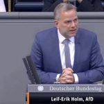 Leif-Erik Holm: 30 Jahre nach dem Mauerfall erleben wir wieder den Geist der Unfreiheit!