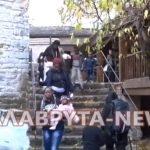 """Griechenland – """"Flüchtlinge"""" lehnen Unterkunft im Kloster Poretsos empört ab"""