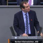 Norbert Kleinwächter: Milliarden für Flüchtlinge und der Bürger bekommt nichts davon mit