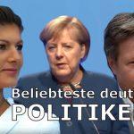 Deutschland hat fertig! Das sollen die beliebtesten Politiker in 2019 sein?