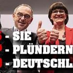 Tim Kellner: SPD = Sie plündern Deutschland!